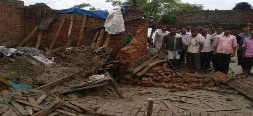 Saharanpur building collapse: Six killed as house collapses (Photo: Twitter)