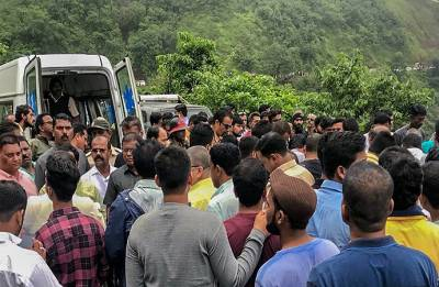 Maharashtra bus accident: Rs four lakh ex-gratia for kin of deceased