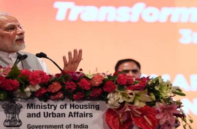 PM Modi promises 'pakka makaan' to poor, homeless by 2022