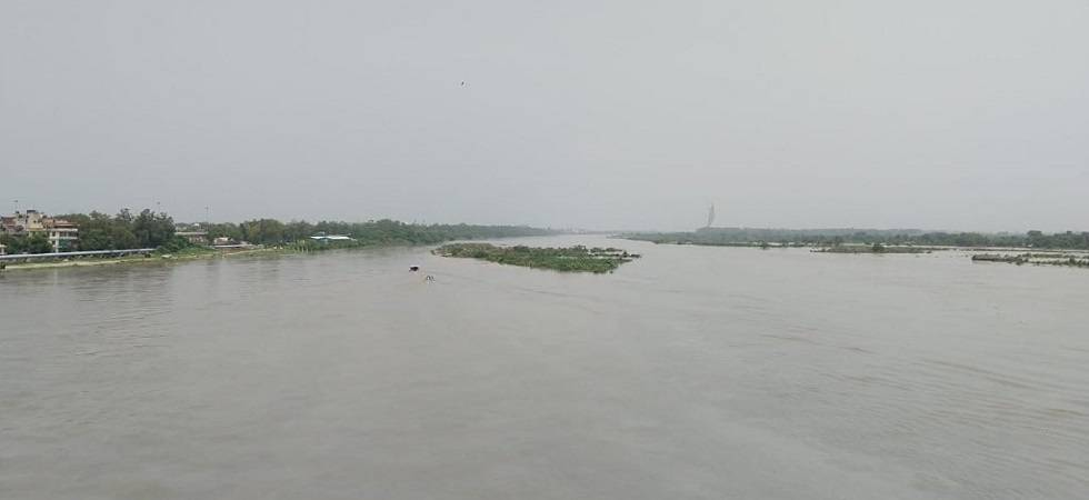 Yamuna water level continuously rising; many evacuated (Photo: Twitter)