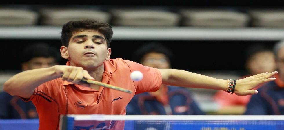Indian juniors bag six medals at Jordan TT meet (Photo: Jordan Table Tennis Federation)
