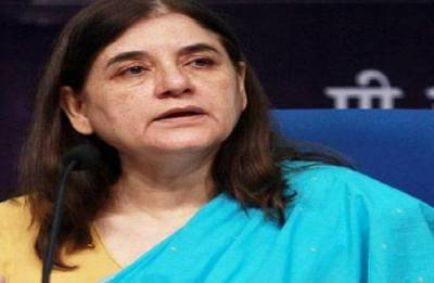 Maneka Gandhi says sorry over 'the other ones'