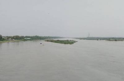 Water level in Yamuna continues to rise for third day