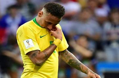 Neymar admits exaggerated reactions at World Cup in ad
