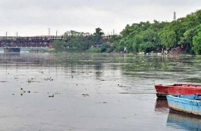 Yamuna river rise: Rail traffic on old Loha Pul bridge restored; water level safe for train services