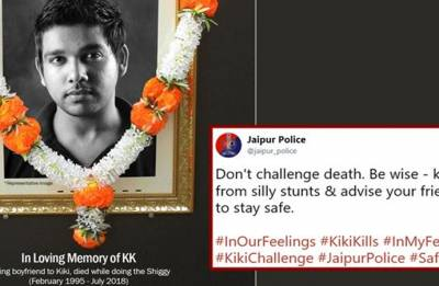 Kiki Challenge: 'Dance your way to safety not hospital'