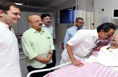 DMK chief M Karunanidhi to remain hospitalised for an extended period