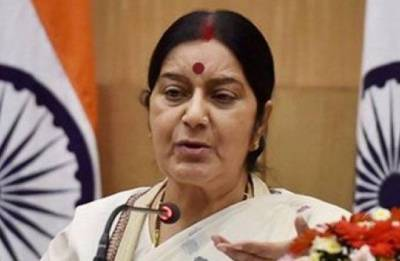 Doklam dispute resolved through 'diplomatic maturity': Sushma