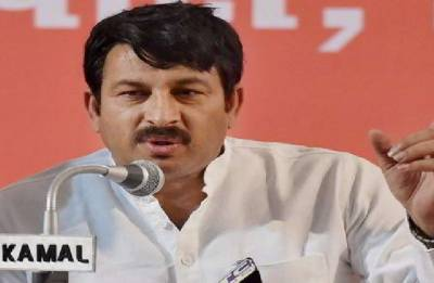 Delhi BJP chief Manoj Tiwari demands action against illegal migrants in city