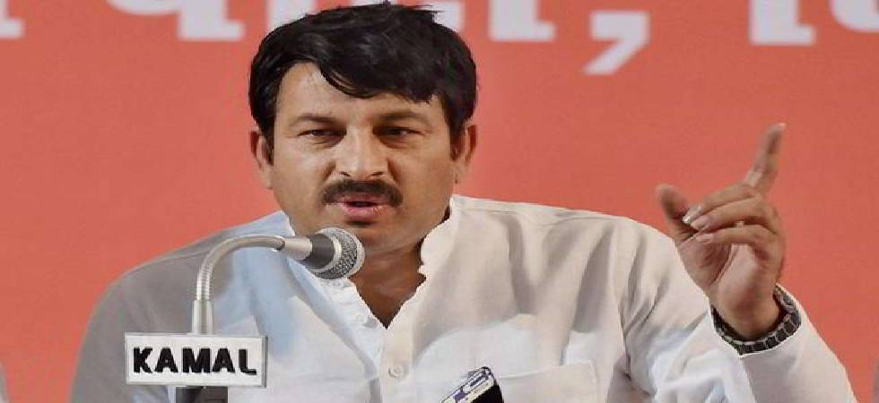 Delhi BJP chief Manoj Tiwari demands action against illegal migrants (Photo: PTI)