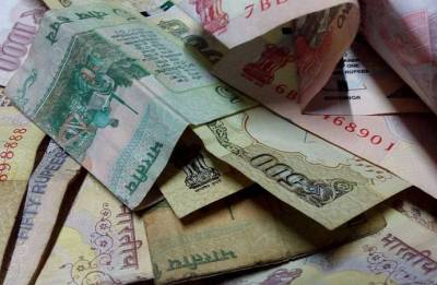 FBIL sets rupee reference rate at 68.6058 against dollar