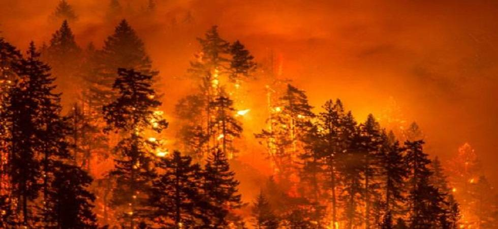 New fire erupts in Northern California; homes threatened (file photo)