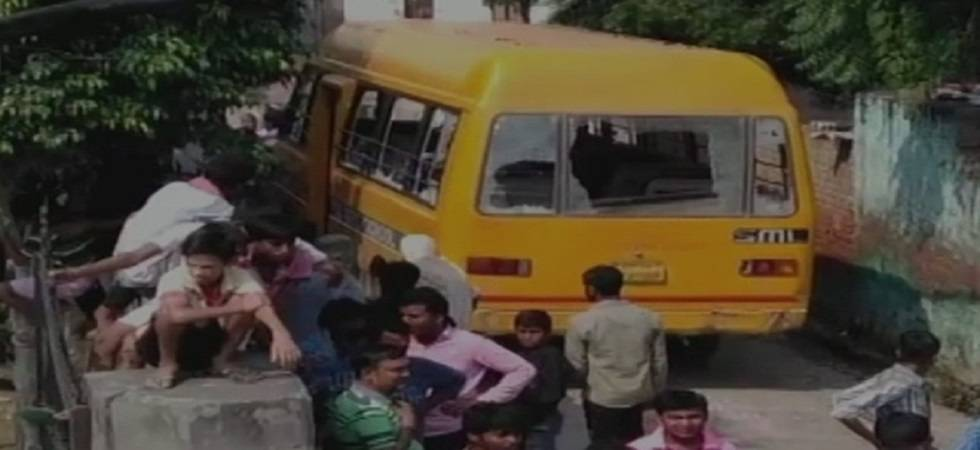 Girl dies after being hit by school bus (Representational Image)