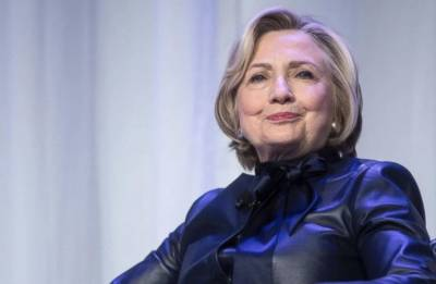 Hillary Clinton, Steven Spielberg to develop voting drama series 'Woman's Hour'