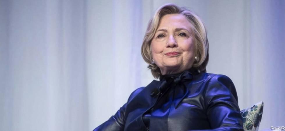 Former US Secretary of State Hillary Clinton (Photo: Twitter)