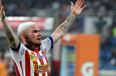 FC Pune City sign prolific striker Iain Hume