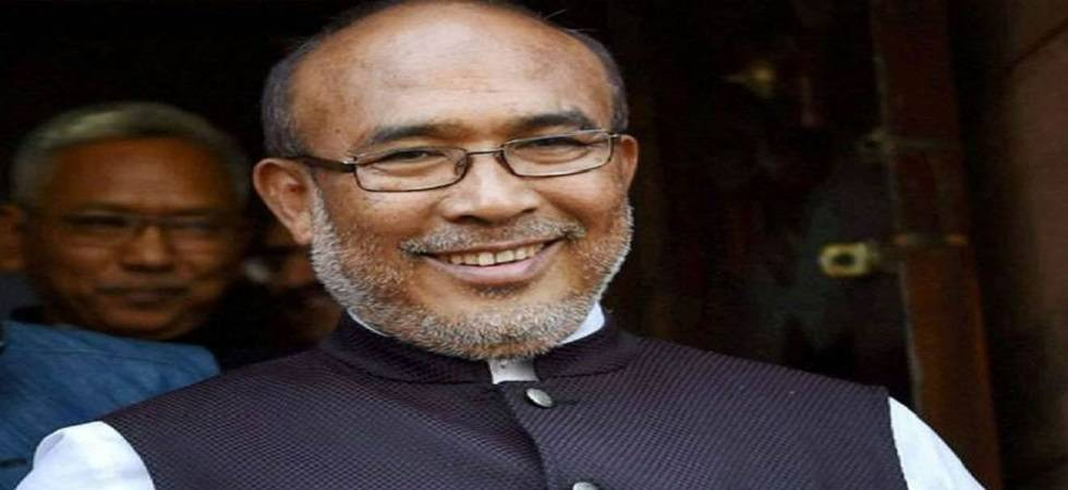 Manipur CM N Biren Singh (File Photo- PTI)