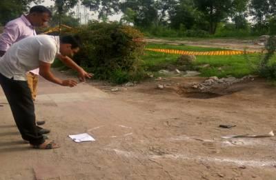Delhi: Member of Neeraj Bawana gang injured in encounter at Sarai Kale Khan