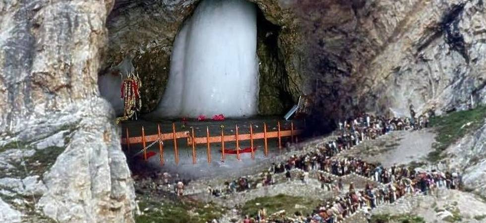 Amarnath Shrine (File Photo- PTI)