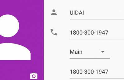 Google apologises for 'inadervtently' saving UIDAI helpline number to Android phones