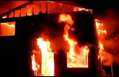 Twelve girls' schools burnt down in Pakistan