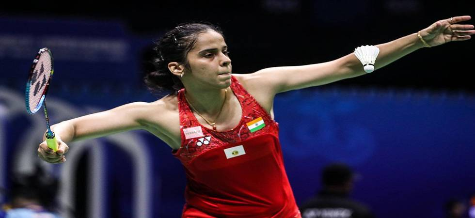 BWF World Championships 2018: Saina Nehwal bows out as Carolina Marin advances to semis (Photo: BWF Facebook)