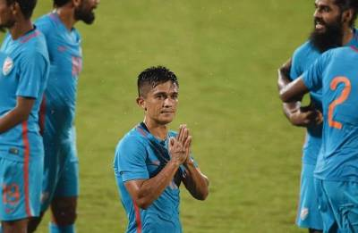 Sunil Chhetri named 'Asian Icon' by AFC on his birthday, gets praise for rivalling Ronaldo, Messi
