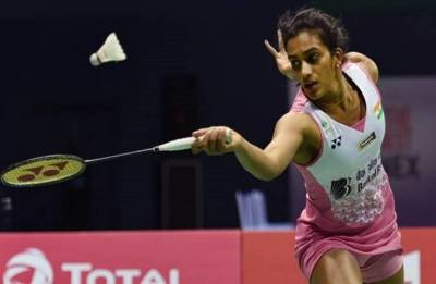 World Championship: PV Sindhu beats Okuhara in straight games to enter semis