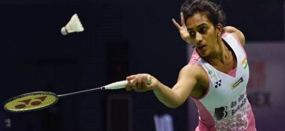World Championship: PV Sindhu beats Okuhara in straight games to enter semis (File Photo)