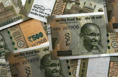 Rupee declines 7 paise, hits fresh 1-week low against US dollar