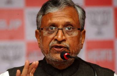 Sushil Modi attacks Tejashwi over proposed dharna at Jantar Mantar tomorrow