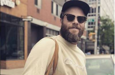 Seth Rogen apologises after 'blackface' controversy