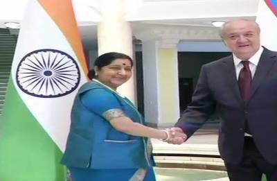 India, Uzbekistan hold delegation-level talks on regional, global issues