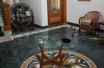 Intruder shot while trying to forcibly enter Farooq Abdullah's home in Jammu