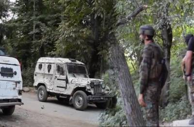 Shopian Encounter: Five militants gunned down; operation still on
