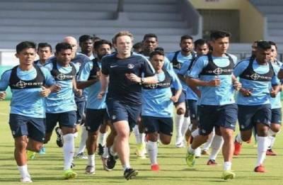 Goal against Japan was encouraging: India U-16 football coach