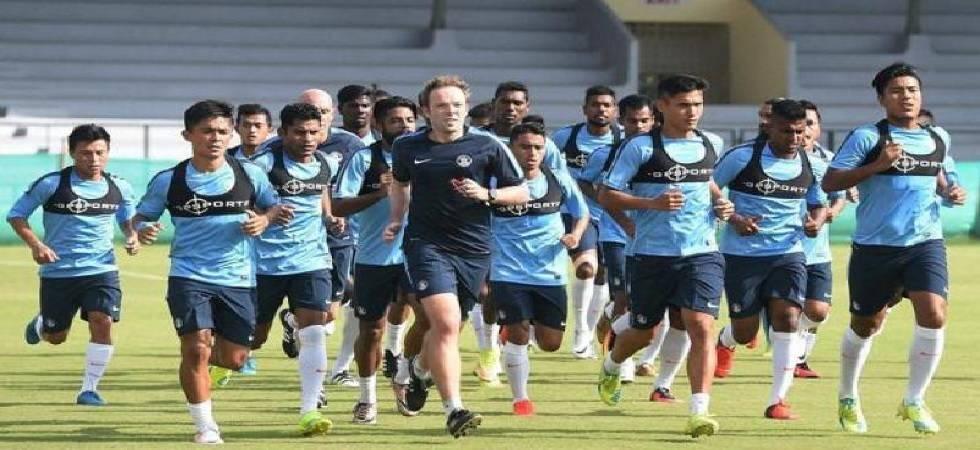 Goal against Japan was encouraging: India U-16 football coach (File photo: PTI)