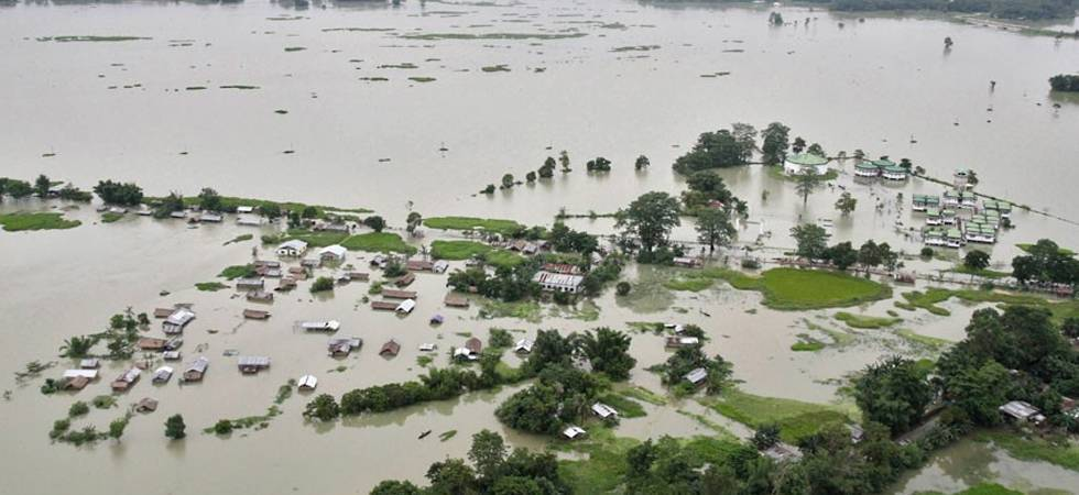 Two more die in Assam floods; toll reaches 45 (File Photo- PTI)