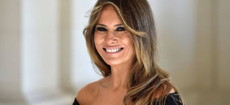 Melania praises LeBron James after Trump insults NBA star (File photo)