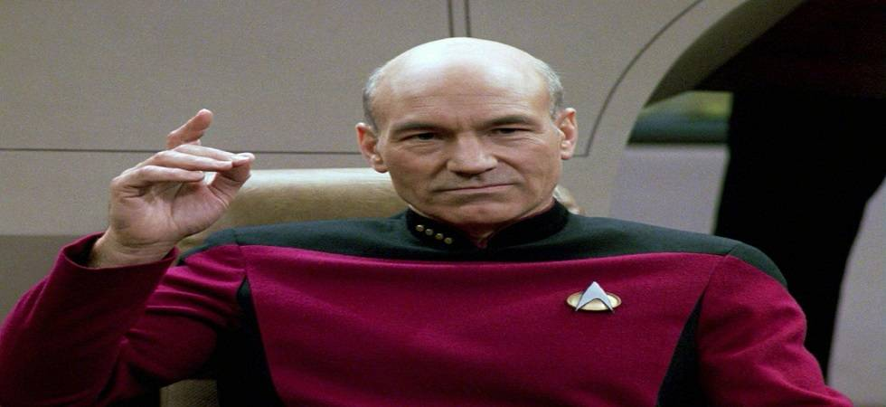 Patrick Stewart to reprise Captain Picard role in new 'Star Trek' series (Photo- Twitter/@CNET)