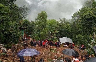Landslide kills nine in Nepal