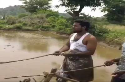 Farmer, budding actor a sensation after 'Kiki Dance Challenge'
