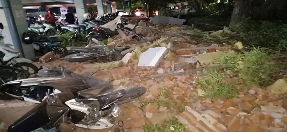 Indonesia: 19 killed after 7.0 earthquake hits Lombok island (Photo: Twitter)