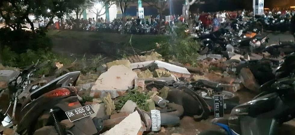 Indonesia Earthquake: 82 killed, scores injured after magnitude 6.9 quake hits Lombok, Bali islands (Photo: Twitter/@Strange_Sounds)