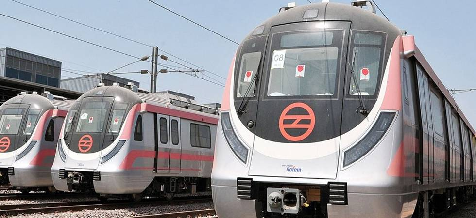 Delhi Metro's Pink Line from South Campus to Lajpat Nagar to start today (Photo: Twitter)