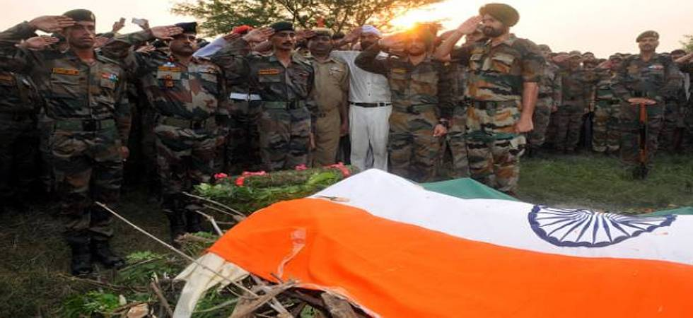 J&K Police kick off crowdfunding campaign for financial aid for martyr' families (File Photo)