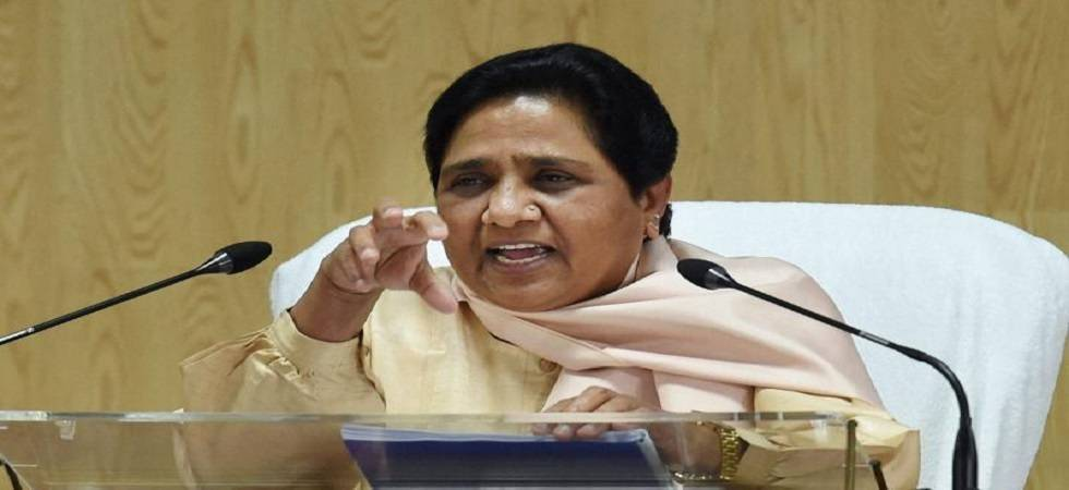 There's complete 'jungle raj' in BJP-ruled states: Mayawati (File photo)