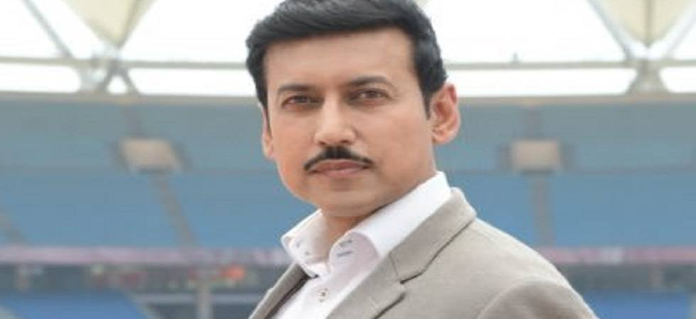 Fifty per cent of school syllabus to be reduced: Rajyavardhan Rathore (Photo: Twitter)