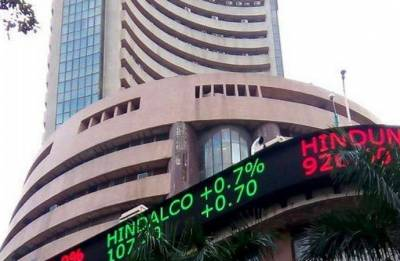 Sensex hits record high, Nifty breaches 11,400 mark