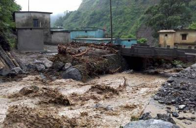 Incessant rain throws life out of gear in Uttarakhand's Dehradun